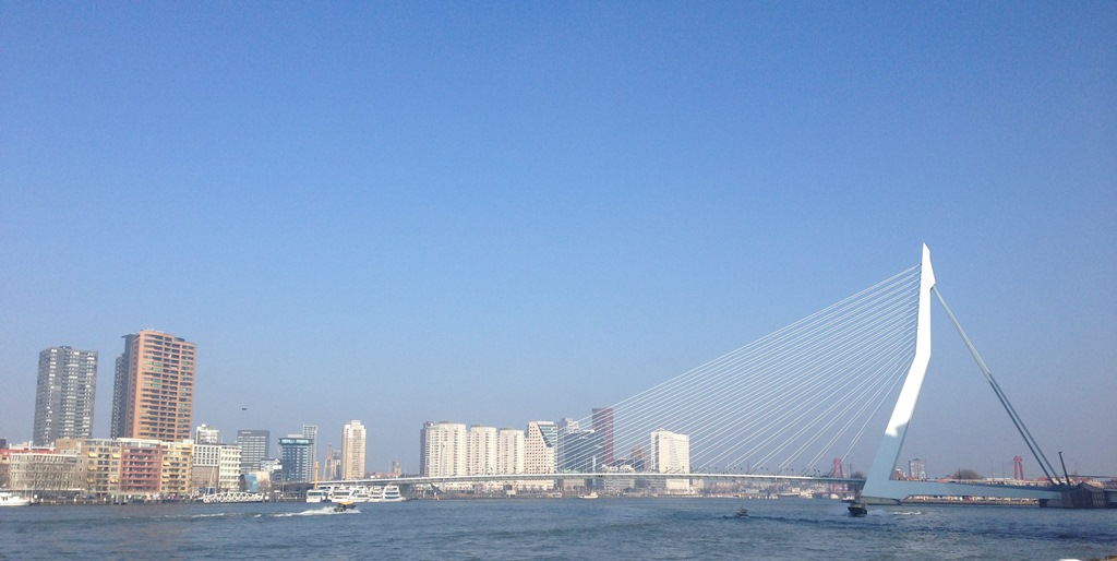 Rotterdam and great architecture