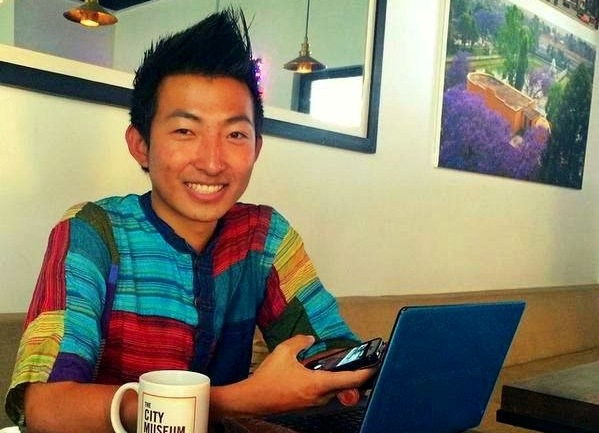 British blogger about Nepali Blog-Star: meet Lex Limbu