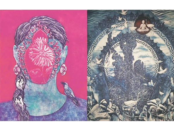 Siddhartha Art Gallery: Contemporary etchings exhibit