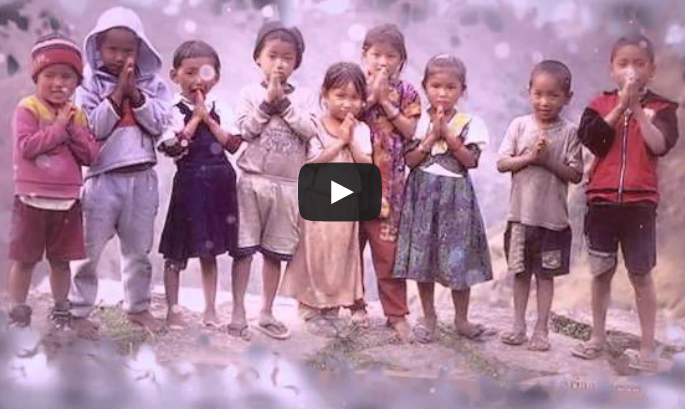 "Music-video by Mukti & Revival ""RE-BUILD NEPAL"" …"