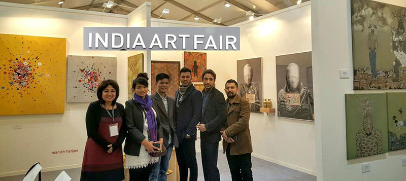 IAF 2017 with Nepali artists again!