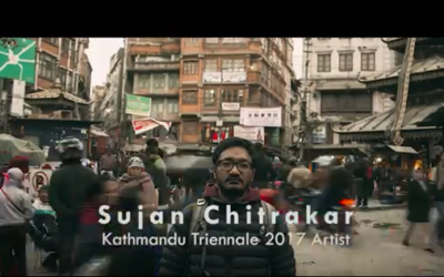 KTM TRIENNALE 2017: introducing Sujan Chitrakar